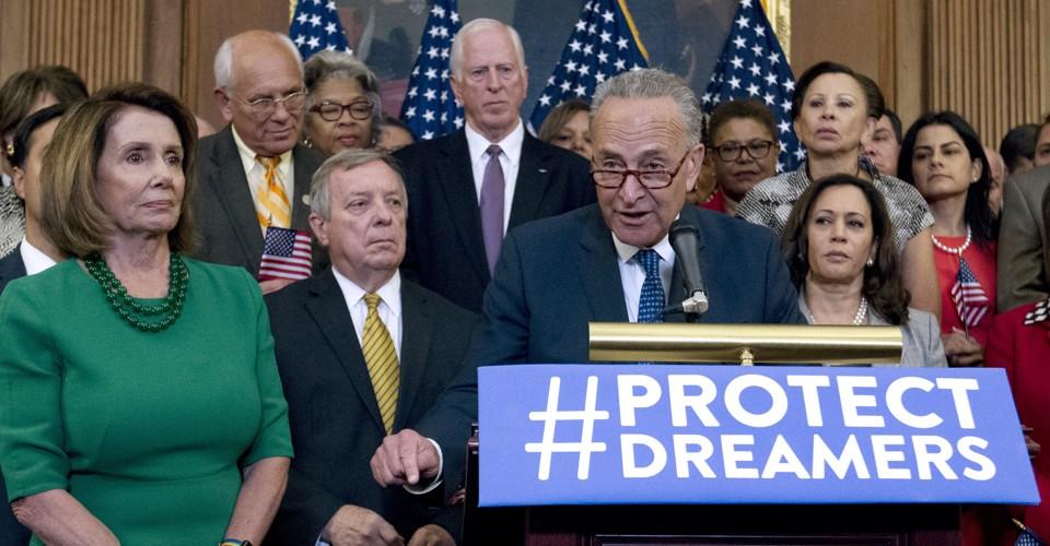 Trump Cuts Tentative DACA Deal With Democrats - The Atlantic