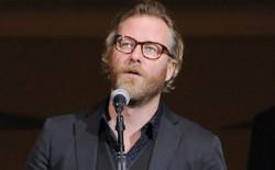 Matt Berninger of The National at Carnegie Hall in 2014