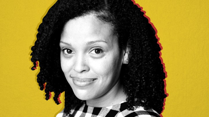 The author Jesmyn Ward
