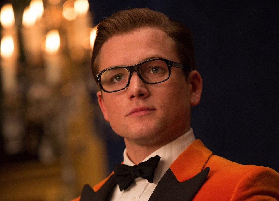 Amazon.com: Kingsman: The Secret Service: Colin Firth, Taron ...