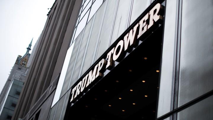 Trump Tower in Manhattan