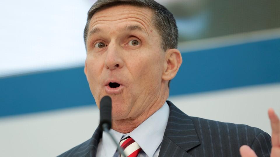 Former National-Security Adviser Michael Flynn