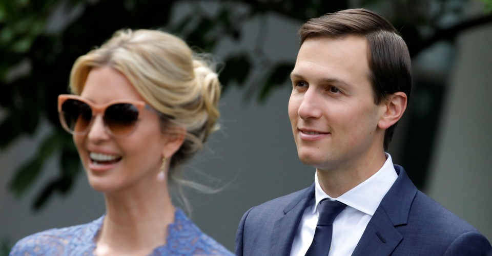 The Brazenness of Jared and Ivanka's Personal Email Server