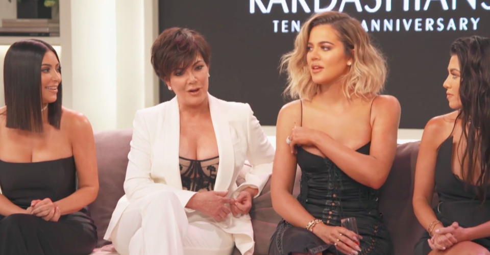 The Sadness of the Kardashians' 10-Year Anniversary Special