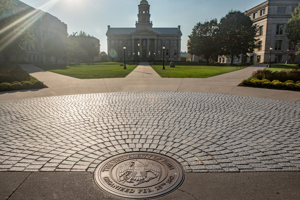 The University of Iowa campus