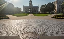 The University of Iowa campus