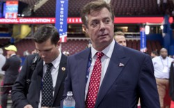 Paul Manafort at the 2016 Republican National Convention