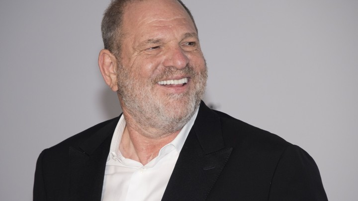 Harvey Weinstein, pictured before The New York Times reported on sexual misconduct allegations against him.