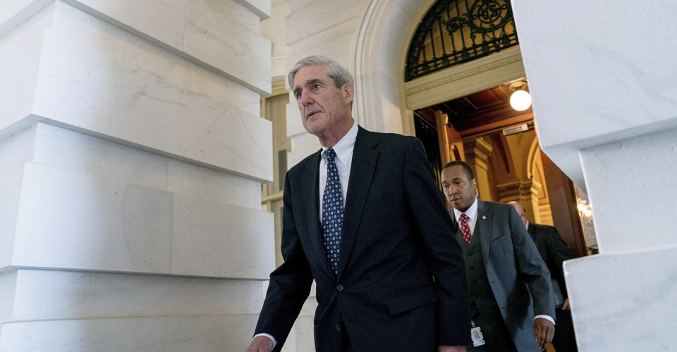 Mueller Reportedly Files Charges in Russia Investigation