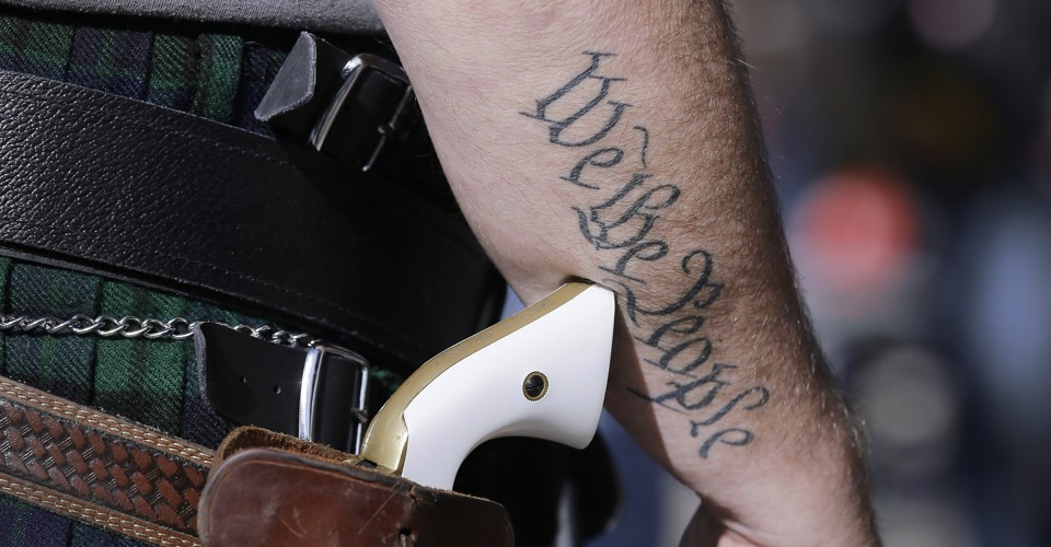Mass Shootings Don't Lead to Inaction—They Lead to Looser Gun Laws