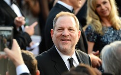 Harvey Weinstein, before the revelations of sexual misconduct came to light