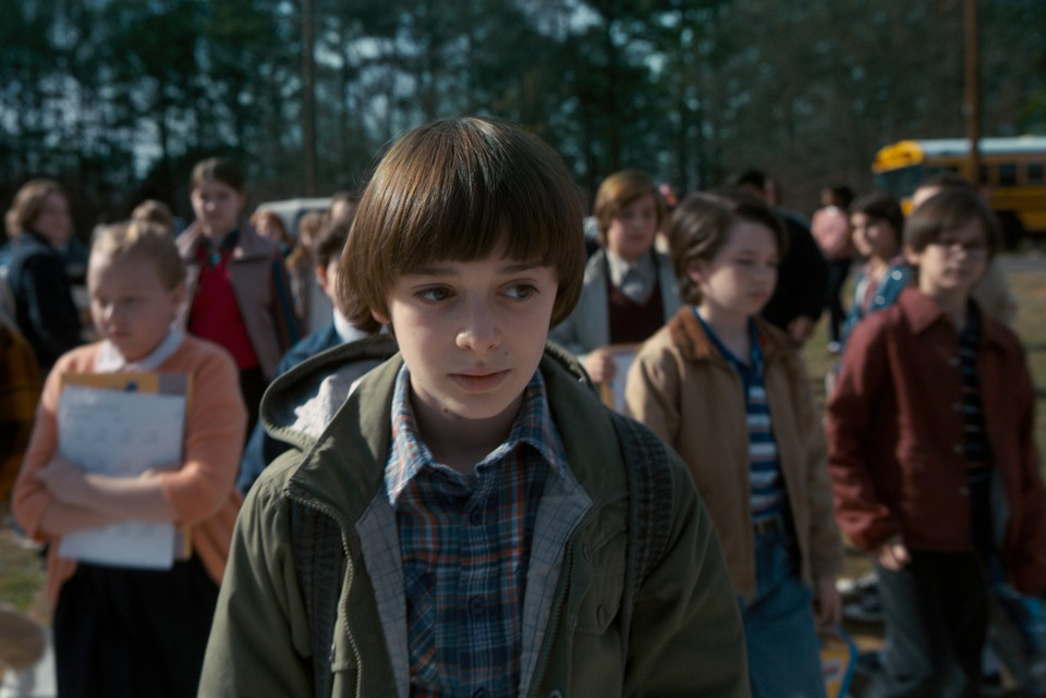 Will Byers in 'Stranger Things 2'