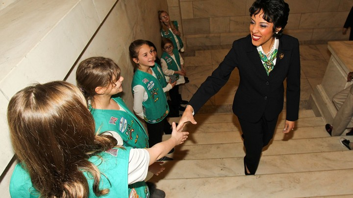 Chavez girl scouts anna