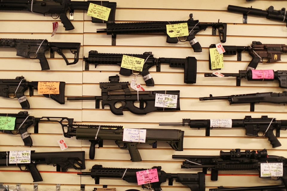Why Investors Bet on Gun Sales After a Mass Shooting The Atlantic