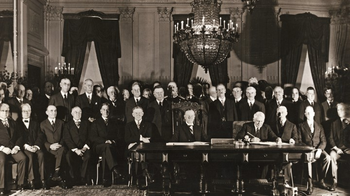 which nation violated the kellogg briand pact in 1931