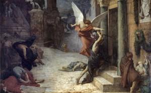 Jules-Élie Delaunay's painting