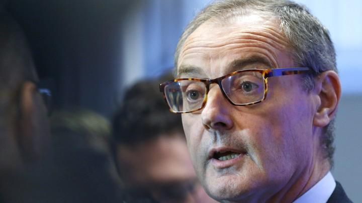 David O'Sullivan, the EU's ambassador to Washington.
