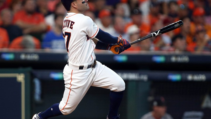 the latest 187c1 03017 The Houston Astros's Jose Altuve Is Baseball's Unlikeliest ...
