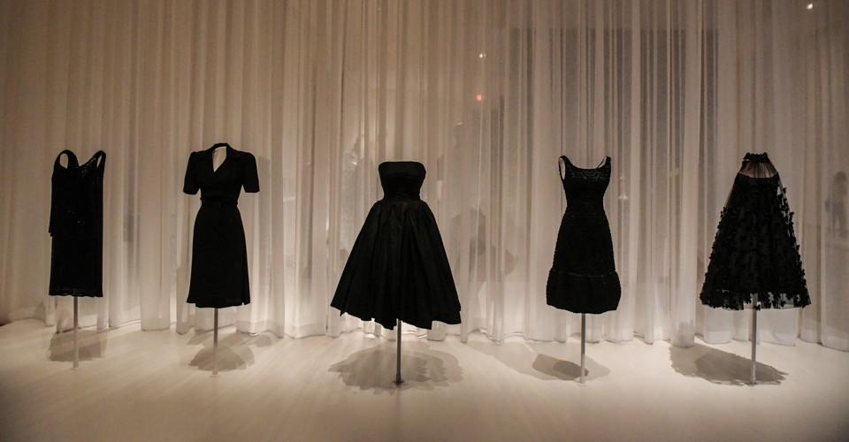 The Little Black Dress S Lost Underclass Origins The