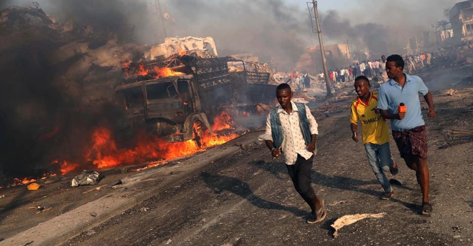 Violence Begets Violence in Somalia