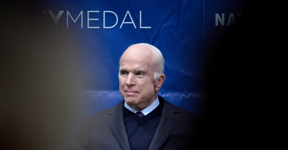 What McCain Knows That Kelly Forgot