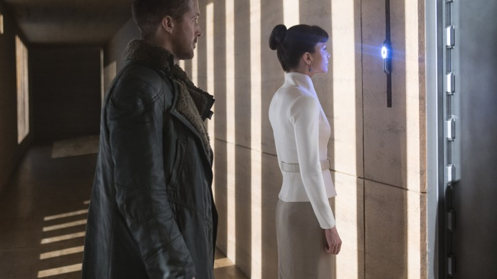 A scene from 'Blade Runner 2049'