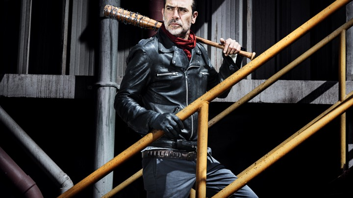 Negan, the villain of the last couple 'Walking Dead' seasons
