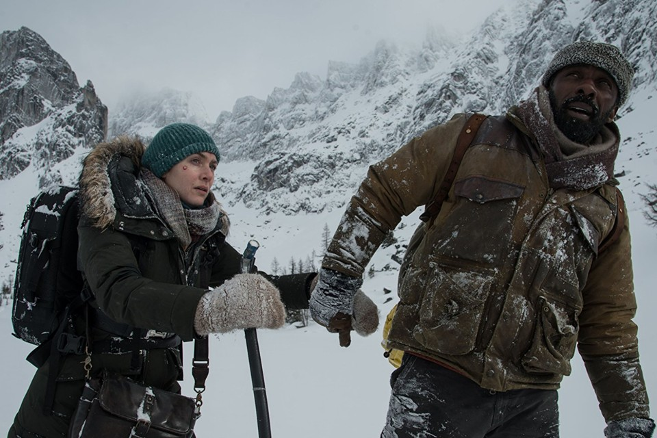 Image result for the mountain between us movie scenes