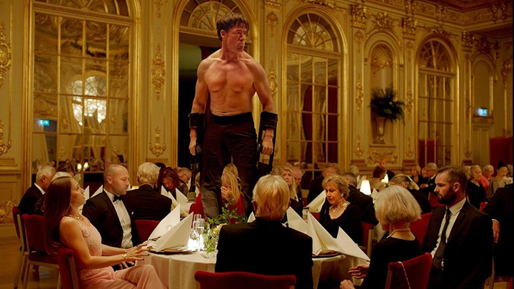 Terry Notary in the film 'The Square'