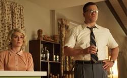 Julianne Moore and Matt Damon in George Clooney's 'Suburbicon'