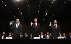 15 Things We Learned From the Tech Giants at the Senate