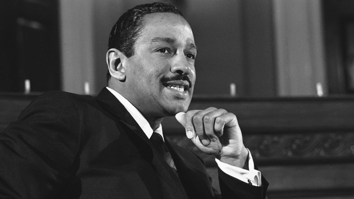 Representative John Conyers in 1967