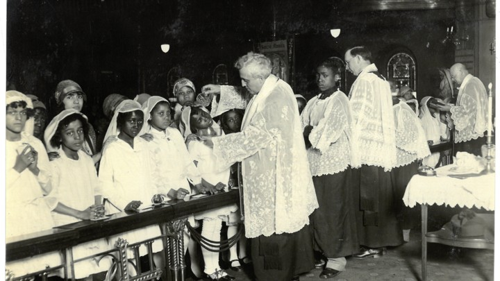 Black Catholics in the United States and the History of Race