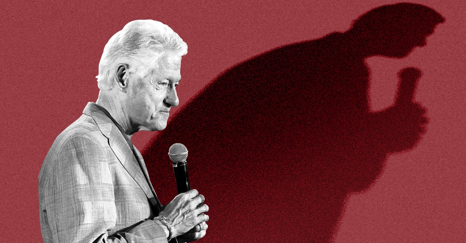 Reckoning With Bill Clinton's Sex Crimes - The Atlantic Bill Clinton: A Reckoning - 웹