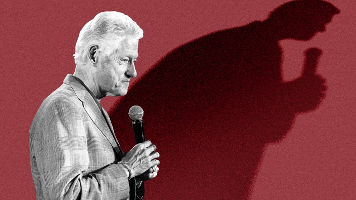 Reckoning With Bill Clinton's Sex Crimes - The Atlantic