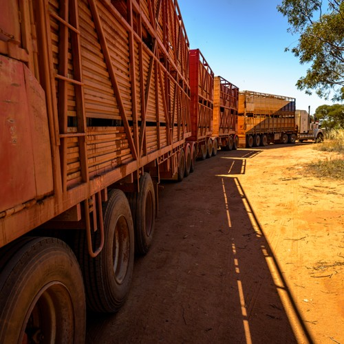 How 'Self-Driving' Trucks Connected the Australian Outback