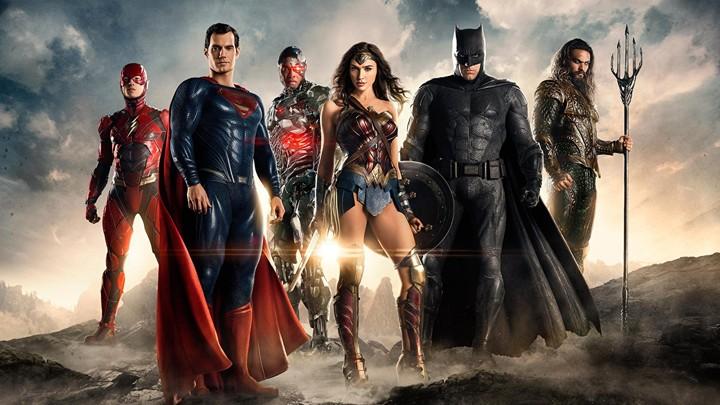 The 'Justice League' ensemble