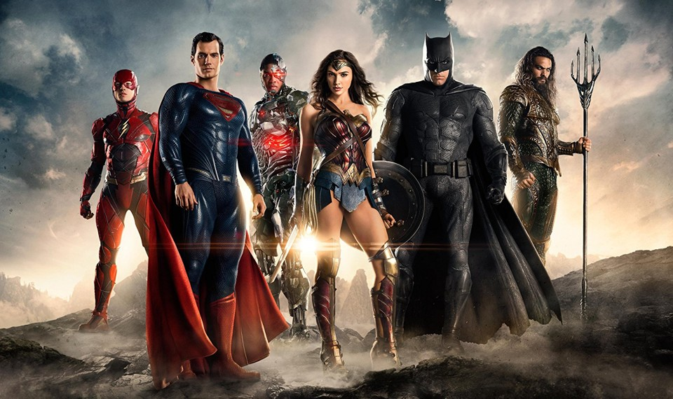 The 'Justice League' ensemble