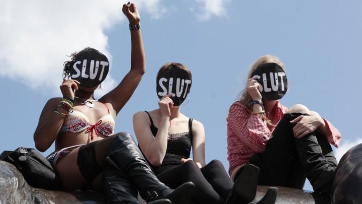 Slutty college women