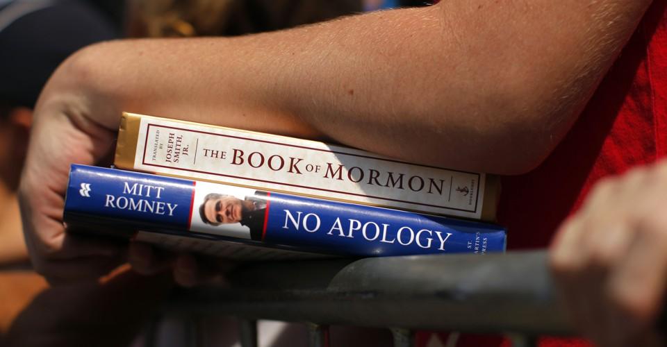 The Ignorance Of Mocking Mormonism The Atlantic