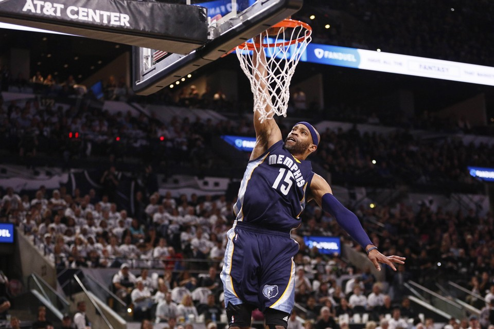 World Biggest In The Dunk: Vince Carter And The Slam Dunk's Day Of Reckoning