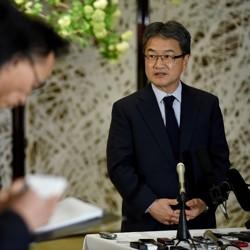 U.S. Special Representative for North Korea Policy Joseph Yun.