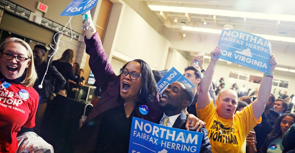 Voters Choose Democrats Over Trump