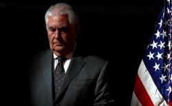 Secretary of State Rex Tillerson