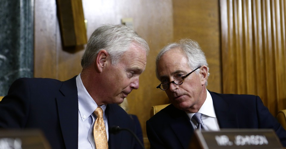 A Last-Minute Threat to the Republican Tax Bill