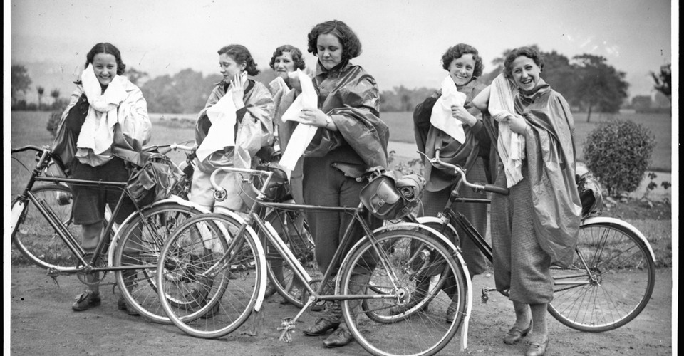 How The Bicycle Paved The Way For Womens Rights The Atlantic