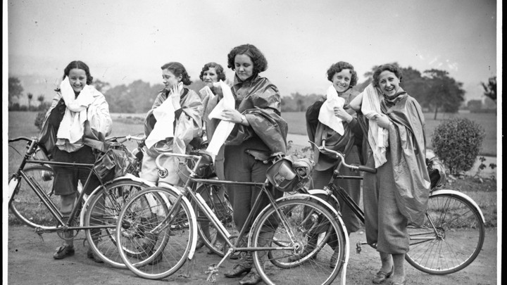 How the Bicycle Paved the Way for Women s Rights - The Atlantic 97a19cf0b
