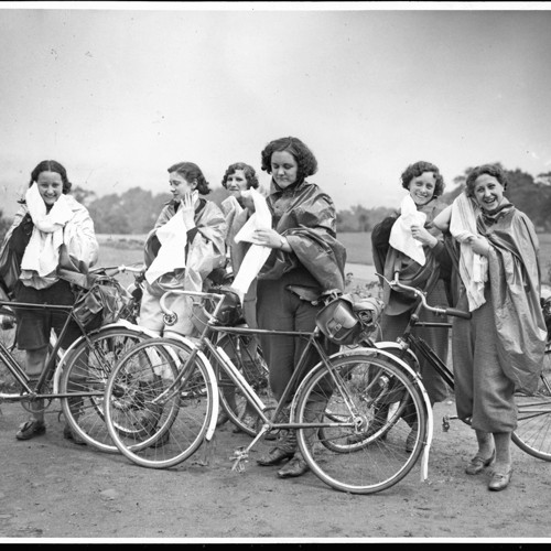 How The Bicycle Paved The Way For Women S Rights The Atlantic