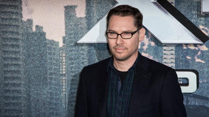 The director Bryan Singer