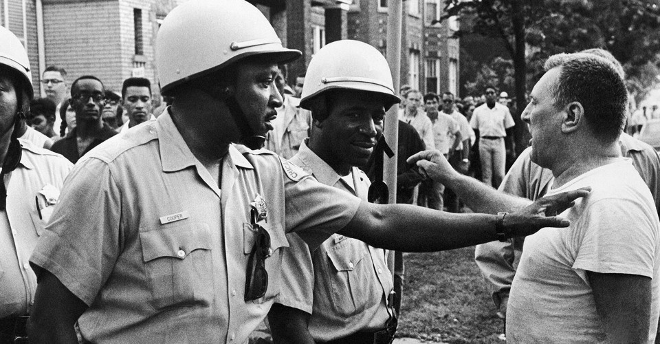 photo image The Long History of Black Officers Reforming Policing From Within